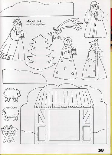 Христианские поделки на рождество