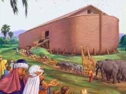 Ветхий Завет в раскрасках